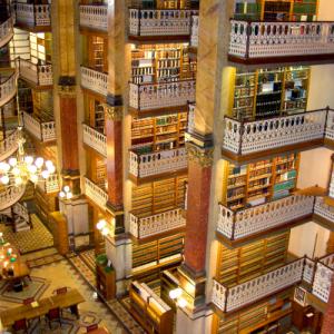 Iowa Law Library Interior